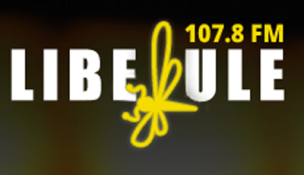 Logo Libellule FM