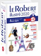 Le Robert (Dictionnaire) dans sa version illustrée 2018 (Les images, ça détend !)